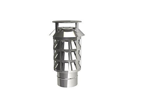 Schornstein Kamin Zugverbesserer Aufsatz Ø 150 mm