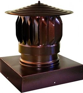 Schornsteinaufsatz drehbar Turbojet